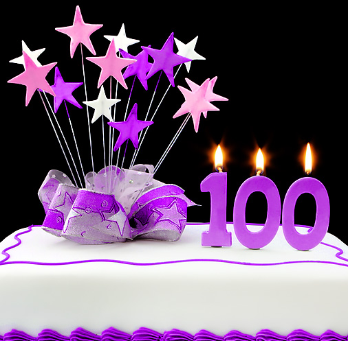 100 Blog posts and counting by Nancy Knowlton